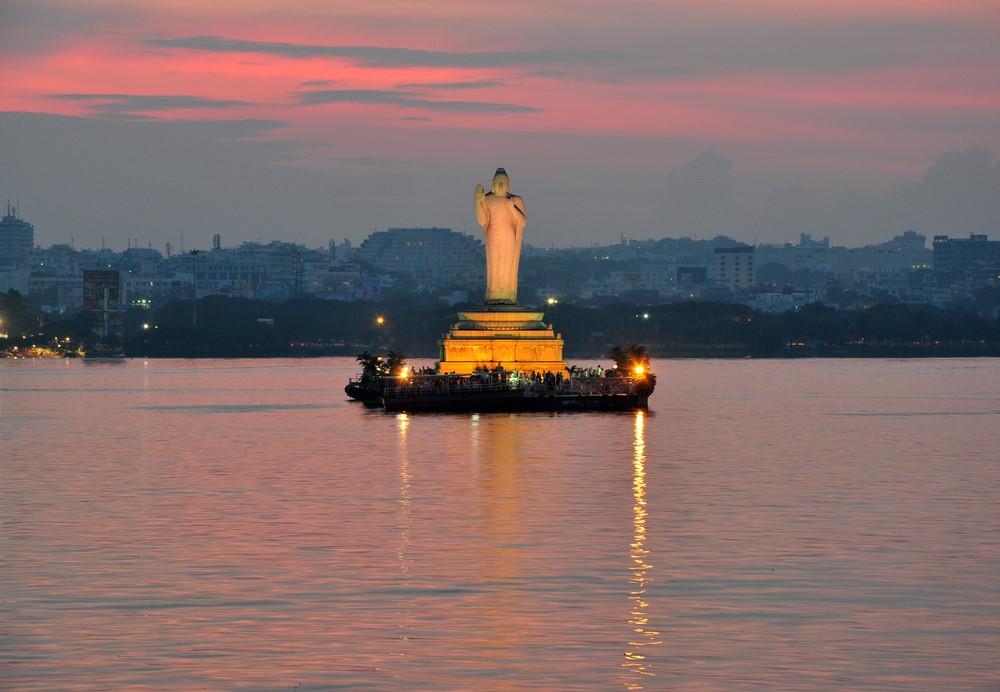 Lord Buddha Hyderabad
