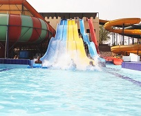 water-park at dream valley resort